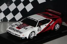 1/18 Minichamps 155802940 BMW M1 Winner Monaco PROCAR Series 1980 #40