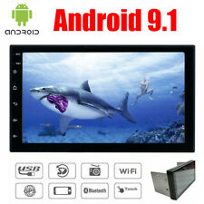 Double 2Din  Stereo Radio Android 9.1 7