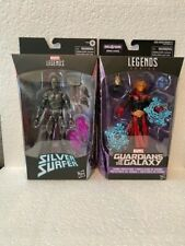 "Marvel Legends Silver Surfer Walgreens/Adam Warlock Mantis BAF 6"" figure (2) Lot"