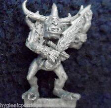 1994 caos plaguebearer 1 demonio menor de Nurgle Citadel Warhammer army Demonio