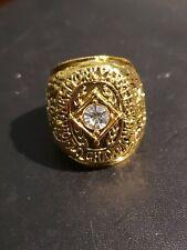 1962 New York Yankees Championship Replica World Series Ring Size 11