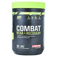 Muscle Pharm Combat BCAA + RECOVERY Aminos, Electrolytes 30 Servings PICK FLAVOR