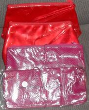 Avon Red Make - Up Cases* New* Total of 3* Free Shipping