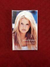 Jessica Simpson I WANNA LOVE YOU Cassette Single