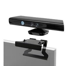 TV Clip Mount Mounting Stand Holder for Microsoft Xbox 360 Kinect Sensor LN