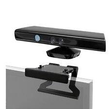 TV Clip Mount Mounting Stand Holder for Microsoft Xbox 360 Kinect Sensor LNBK