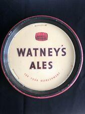 Watney's Tray - England