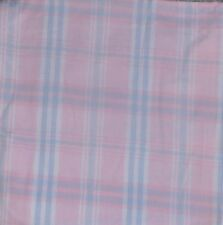 """Nightgown Plaid Flannel Popover - Wonderful Price """"Made in USA"""""""