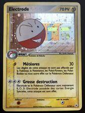 Carte Pokemon ELECTRODE 5/101 Holo Légendes Oubliées Bloc EX FR NEUF
