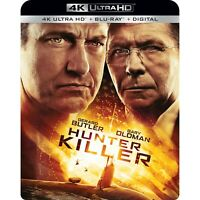 Lionsgate Home Entertainment Hunter Killer (4K Ultra HD + Blu-ray)