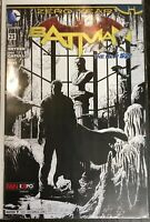 Batman New 52 #23  DC Comics 2012 B/W Variant Gary Frank Fan Expo Canada Cover