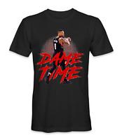 Damian Lillard Portland Trail Blazers basketball player t-shirt