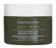 bareMinerals DIRTY DETOX Skin Glowing and Refining Mud Mask 30g New and Unboxed