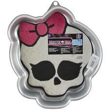"Wilton Novelty Cake Pan ~ Monster High, 10""x11""x2""  ~ W2105CP 6677 ~ Brand New"