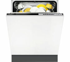 ZANUSSI ZDT21006FA Full-size Integrated Dishwasher