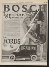 1924 BOSCH IGNITION SYSTEM FORD CAR AUTO MOTOR DEVIL AD13014