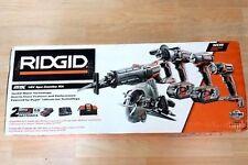 RIDGID GEN5X R9652 (5-Piece) 18 Lithium-Ion Cordless Combo Kit *BRAND NEW*