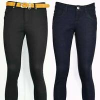 New ladies women stretch Jeans & slim fit skinny pants trousers SIZES: 8-20