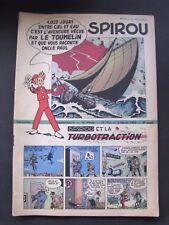 Hebdo Spirou N° 773  5 FEVRIER 1953 TBE