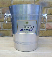 Ice Bucket - Champagne Bucket - Champagne Cooler - Brand Dry Monopole