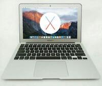 """Apple MacBook Air 11.6"""" Intel Core i5 1.30GHz 4GB 128GB SSD MD711LL/A"""