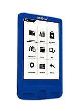 TrekStor Pyrus Mini 2GB, WLAN, 10,9 cm (4,3 Zoll) - Blau