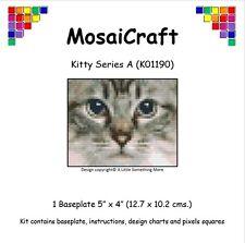 Kit De Arte Mosaico mosaicraft píxel Craft 'Kitty Serie A' pixelhobby