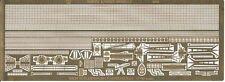 White Ensign Models 1/700 #PE7045 Scharnhorst/Gneisenau Etching Parts for Tamiya