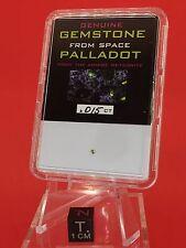 Palladot™ Pallasitic Peridot ~ .015ct Gemstone From Space by Meteorite Men Steve
