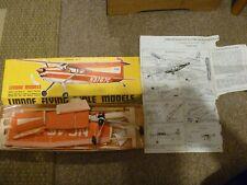 VINTAGE LINDOE KIT FLYING SCALE SERIES AIRCRAFT CESSNA 185 C