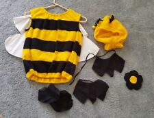 Handmade Baby Bumble Bee Costume aprox size 2/3