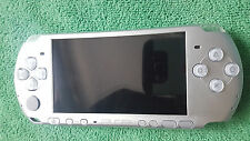 Sony PSP 3000 16gb Mystic Silver Hacked Modded Retro Station Homebrew Emulation
