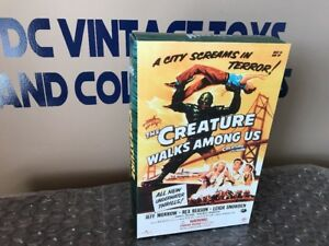 "Sideshow The Creature Walks Among Us 12"" Figure Black Lagoon Monster 2003 MINT"