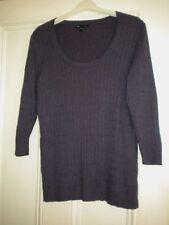 GAP Women's Medium Knit 3/4 Sleeve Jumpers & Cardigans