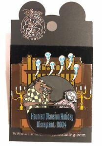 DISNEY World Trading Pin Haunted Mansion HOLIDAY 2014 Skeleton Ghost Wolf RARE!