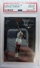 1995 95 Upper Deck Special Edition Michael Jordan #SE100, PSA 10, Rare Pop 43!