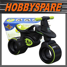 NEW EUROTRIKE TCV GREEN BALANCE BIKE RIDE ON INDOOR OUTDOOR  18 MONTHS+