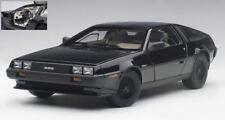 DeLorean Dmc-12 1981 Metallic Black 1:18 Model 79917 AUTOART