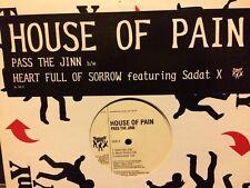 "House Of Pain 12"" Pass The Jinn * VG+ Rare Promo"