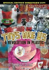 Toys Are Us: A Revolution in Plastic DVD OOP