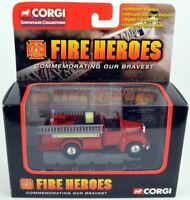 FIRE HEROES 1953 Mack B Open Pumper Philadelphia CORGI CS90046