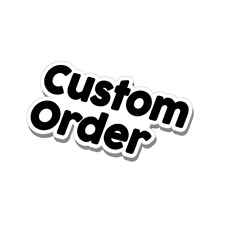 Custom Order Sticker/Decal/Artwork