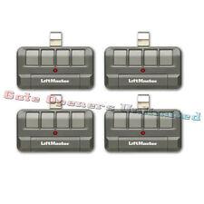 Liftmaster 894LT Clickers 4-Pack Chamberlain Garage Door Openers Transmitters