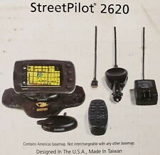 Garmin Street Pilot 2620 Portable GPS System. Touch-screen unit. All accesories.