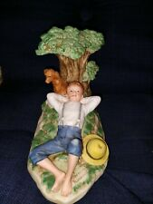 """Norman Rockwell """"Spring Fever"""" Collectible Figurine - 1981"""