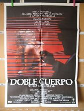 843     DOBLE CUERPO BRIAN DE PALMA