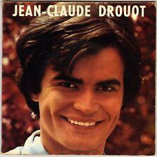 """JEAN CLAUDE DROUOT """"CHANSON POUR BARBARA"""" 60'S EP FESTIVAL 12001"""