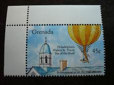 Stamps - Grenada - Ballooning - Scott# 2285