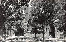 Kansas Ks Postcard Real Photo RPPC c1940s ABILENE Dickinson County Court House