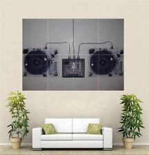 TECHNICS Rayons X Poster A659